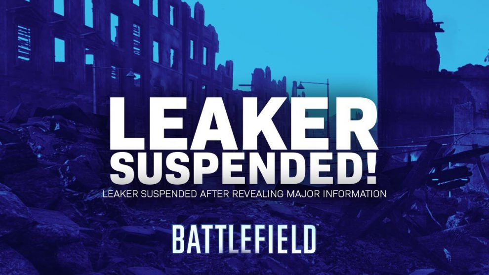 Battlefield 6 biggest Leak out, Twitter account suspended of the 'leaker'