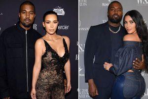 Kim Kardashian files Divorce from Kanye West