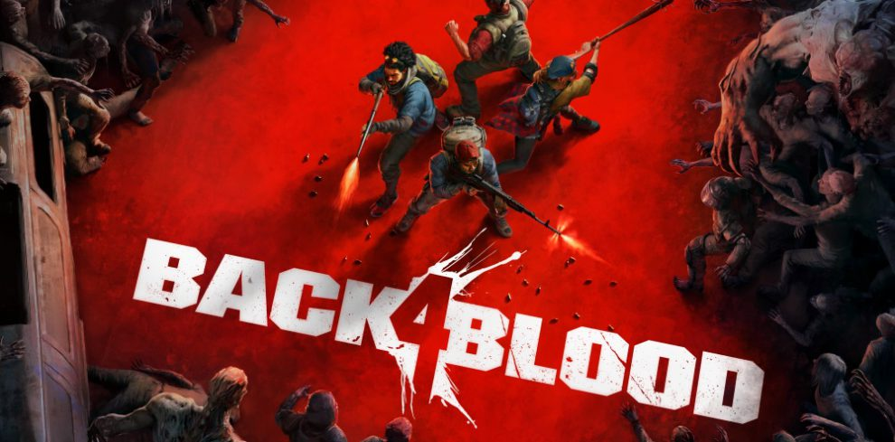 BACK 4 BLOOD |EDF