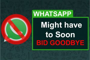 Bad News for WhatsApp Indian Users says New information technology rules 2021