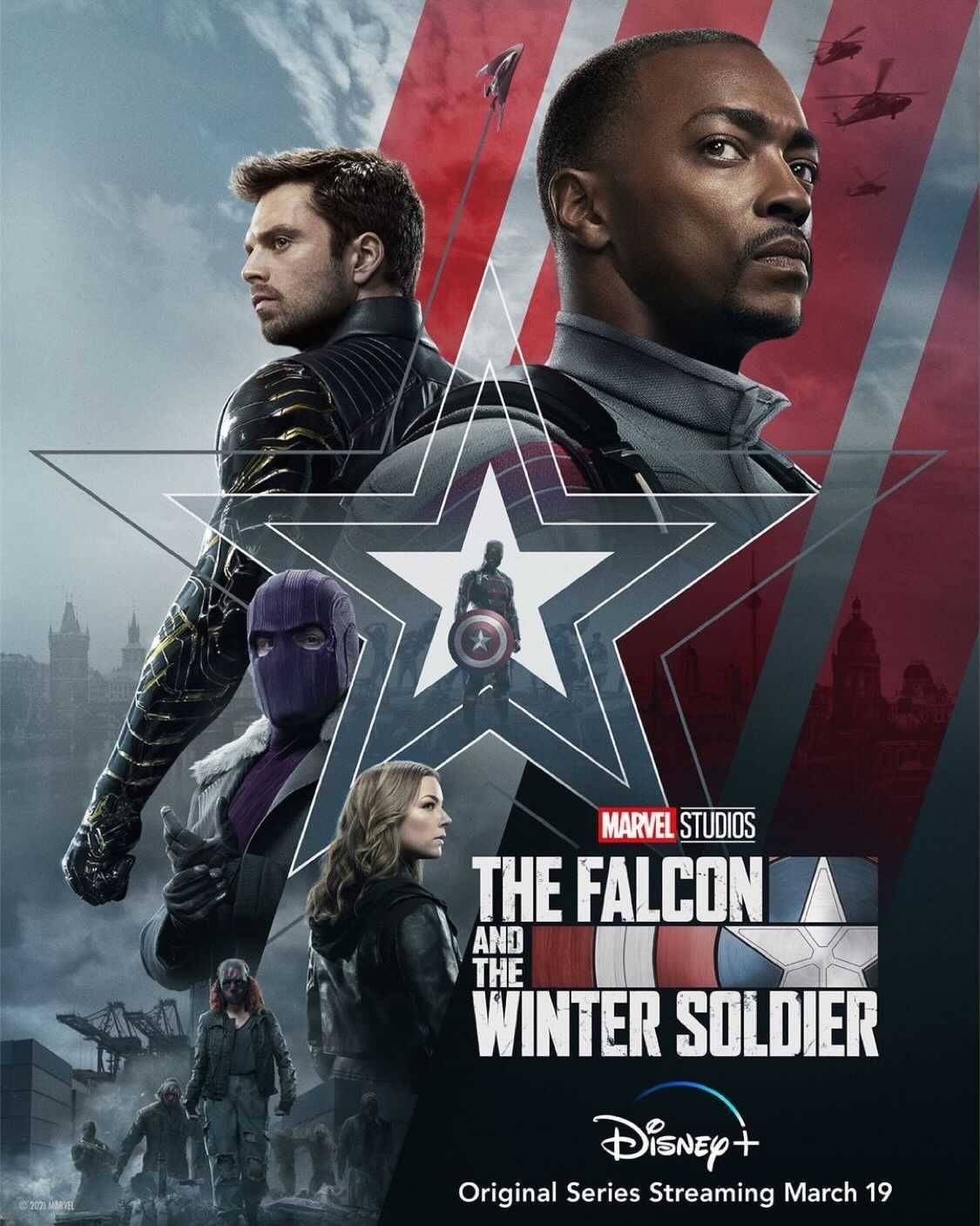 Marvel announces release date of The Falcon and the Winter Soldier, Starring Anthony Mackie and Sebastian Stan