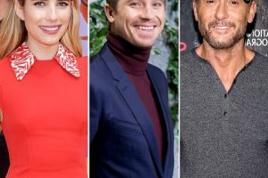 Tim McGraw is godfather for Emma Robert's son, claims Garrett Hedlund