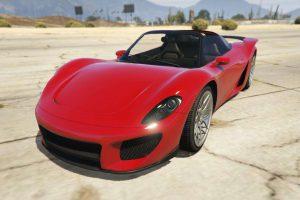 pfister 811 GTA V