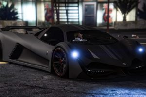Deveste Eight GTA V