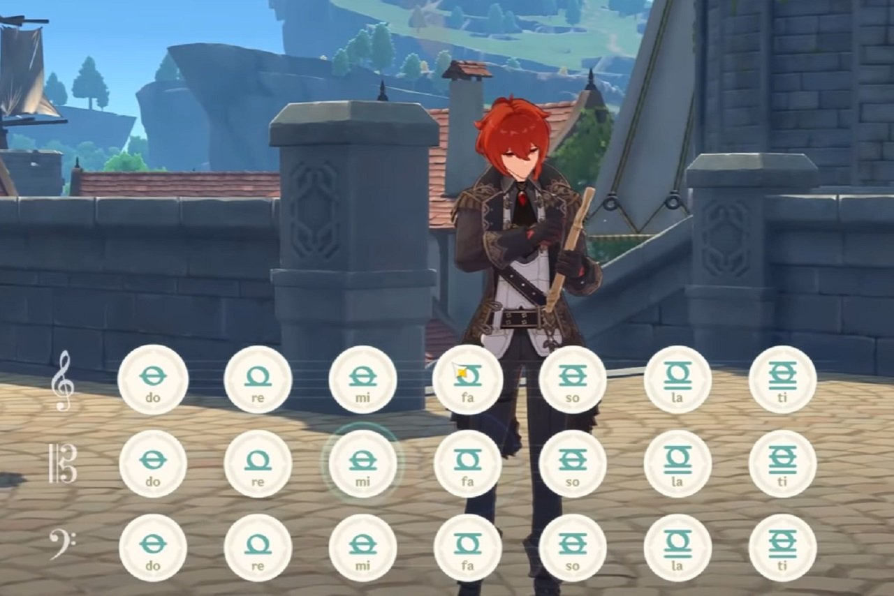 How to Complete 'Genshin Impact' Windsong Lyre Challenge: Full Guide &How to Unlock Songs