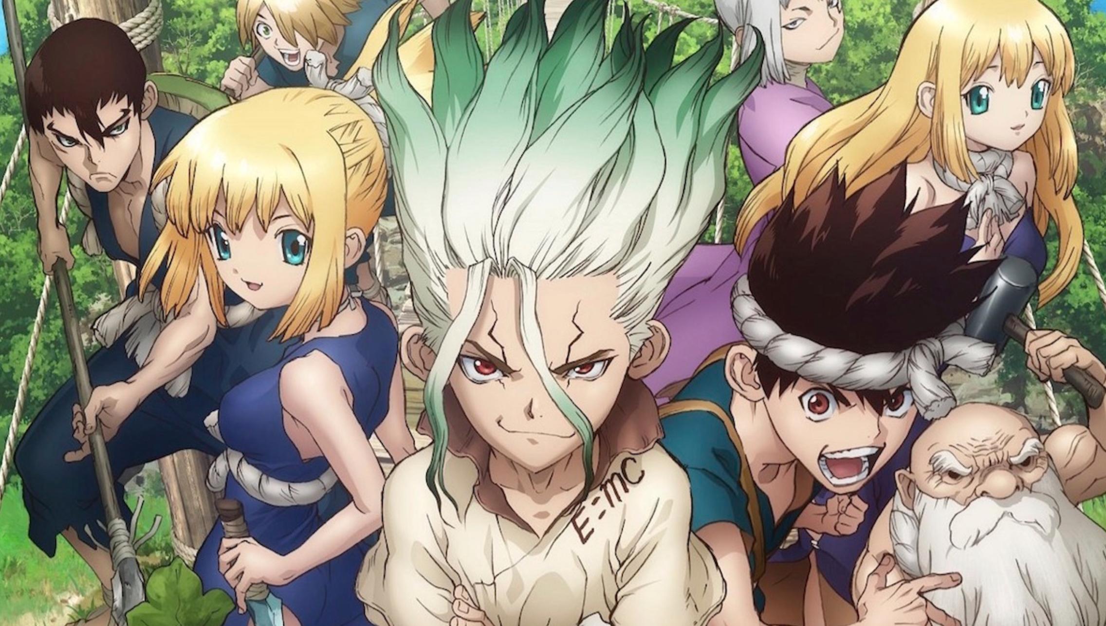 New series on anime net