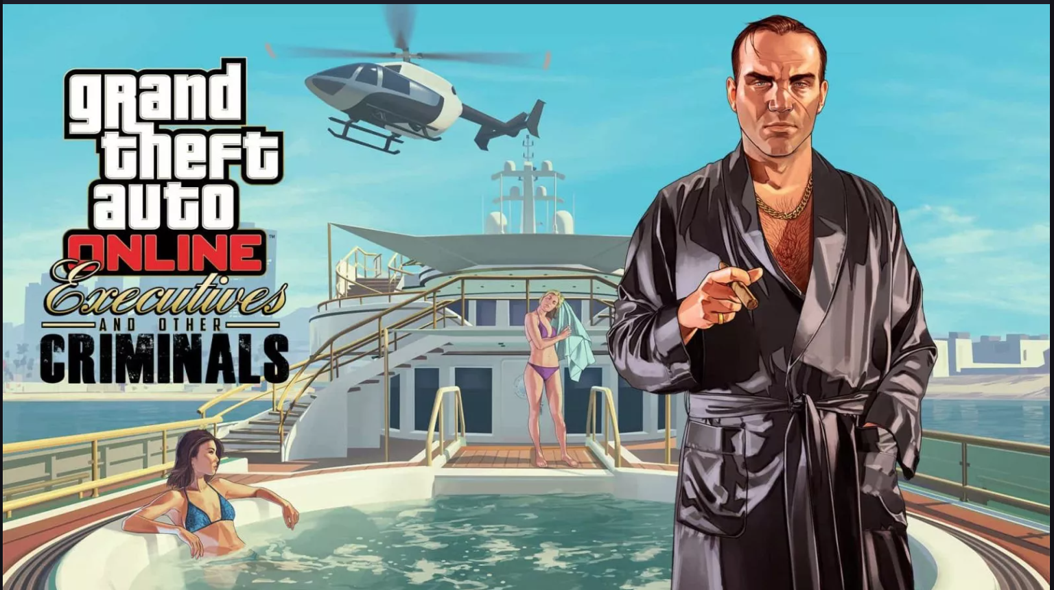 how to become VIP in GTA 5