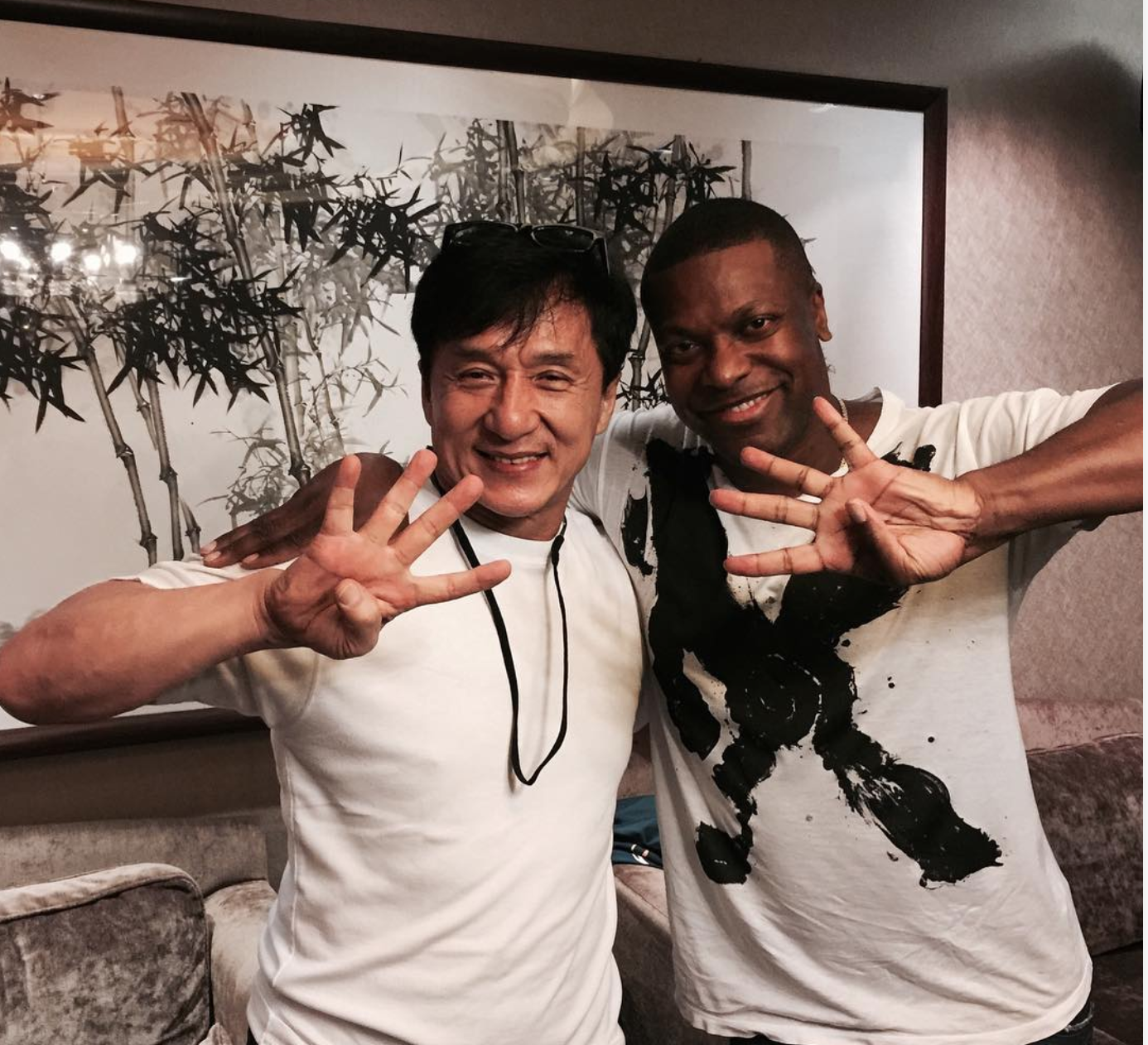 rush hour 4 release