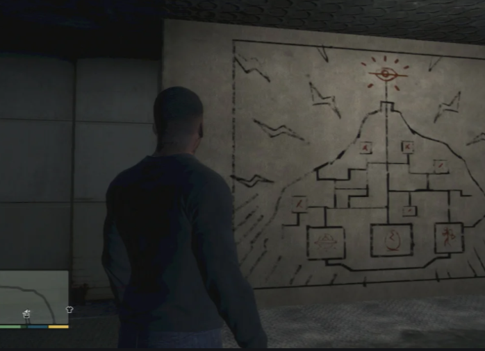where to find aliens in GTA