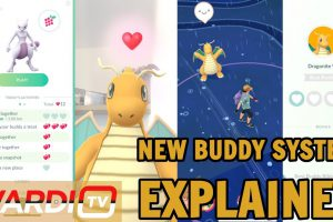 """Pokémon go buddy system"" update and everything to know"