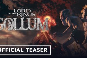 The Lord of The Rings Upcoming Sequel Gollum Gameplay First Trailer Released