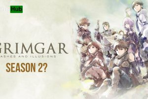 Grimgar season 2 Characters Fantasy, Overview And Characters