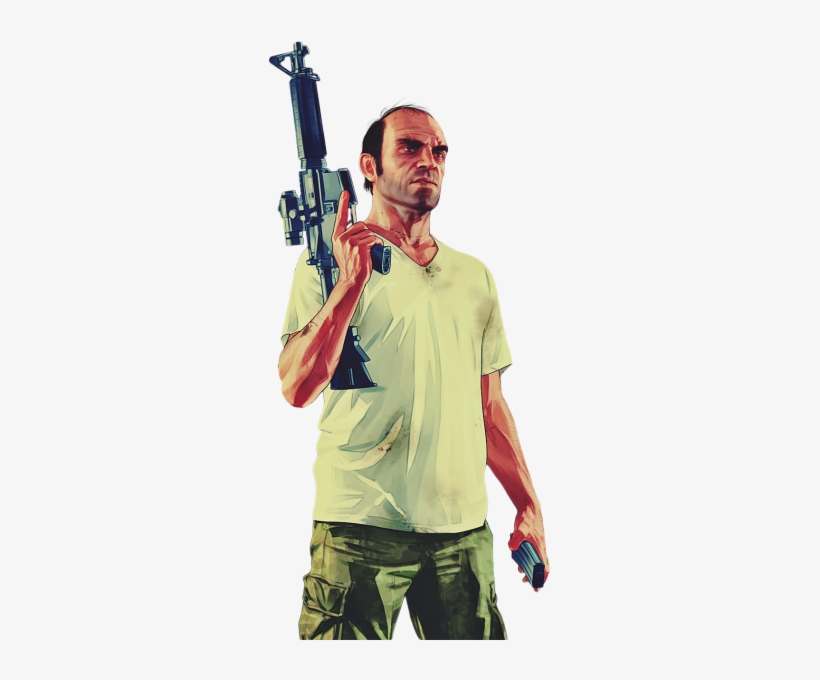 GTA 5 playable characters