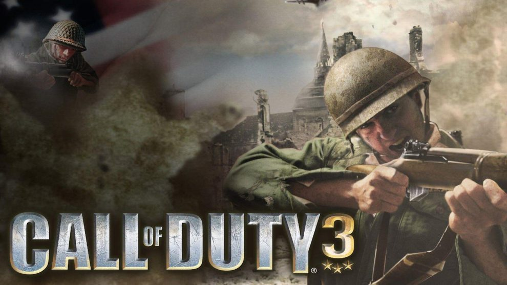 """Remembering The Lost """"call of duty 3"""""""