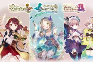 Atelier Mysterious Trilogy Deluxe Pack Price and Review
