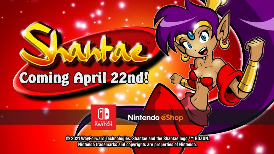 """Get a Chance to Have a Look How """"Shantae"""" was Developed for Nintendo Switch"""