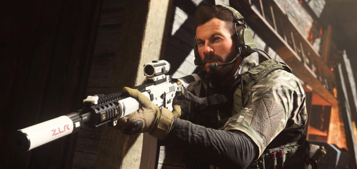 Call of Duty: Modern Warfare Update 1.35
