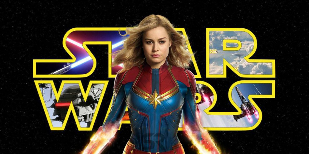 Brie Larson Joining Star Wars Reboot? Can She Bring the Charm of Captain Marvel?