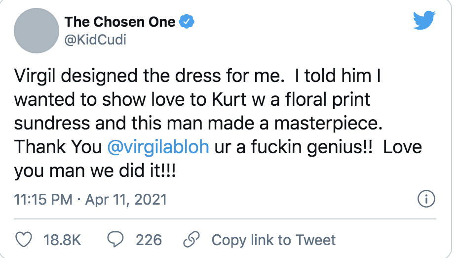 Kid Cudi Pay Tribute to Kurt Cobain in 'SNL'
