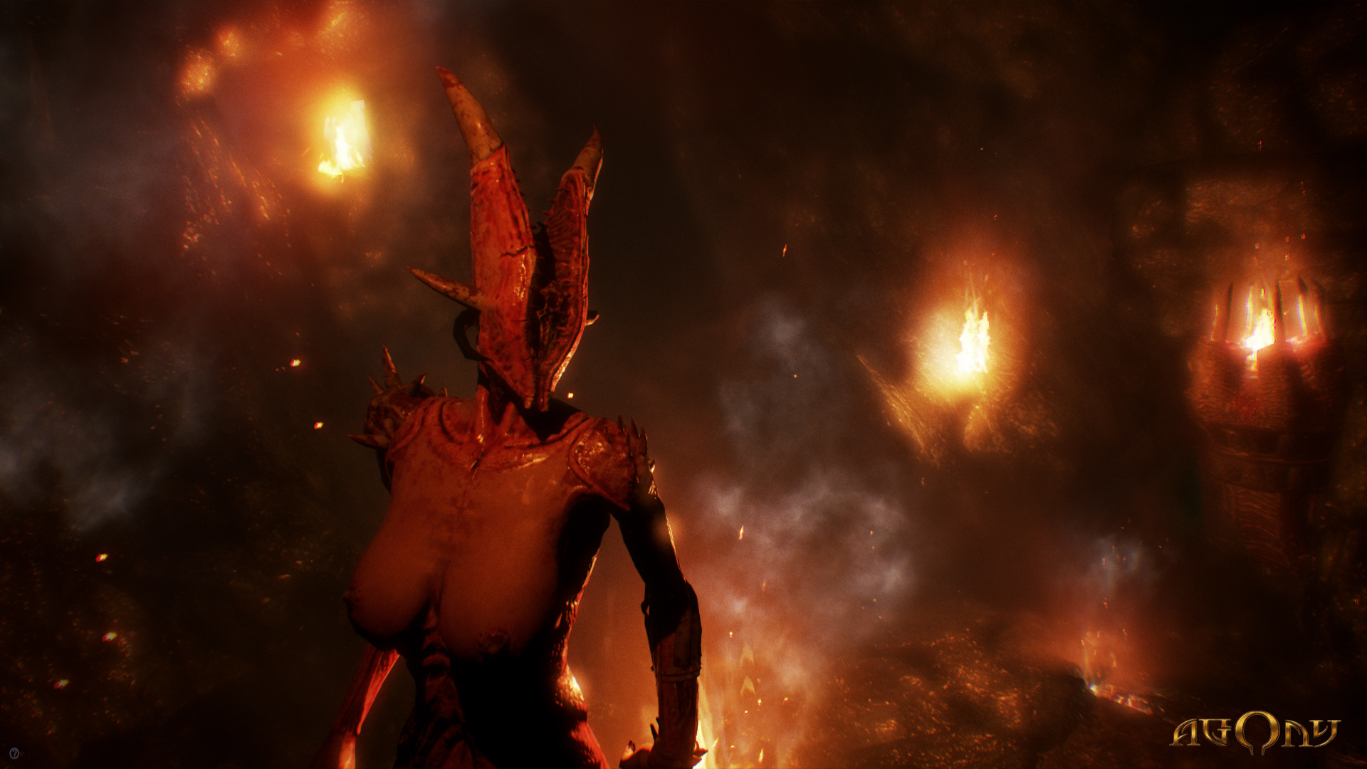 Agony uncensored patch for PC, true or not?