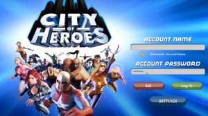 PLAY CITY OF HEROES: Plot, Game-play, Insights and System Requirements.
