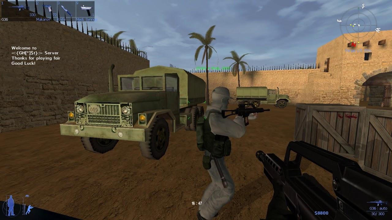 I.G.I-2 : Covert Strike Cheat codes!