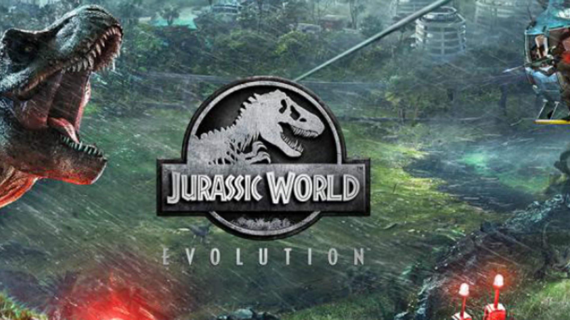 The Jurassic World Evolution Xbox edition release date!