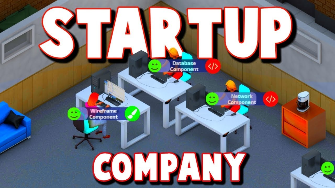 Startup Company Game Strategy