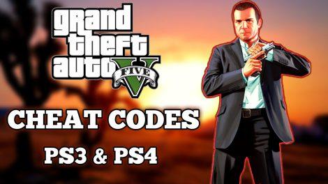 GTA V Cheats PS4