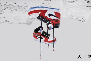 Spider-verse custom Jordon 1 released by Nike!