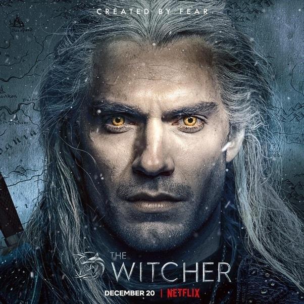 Witcher Netflix Dandelion