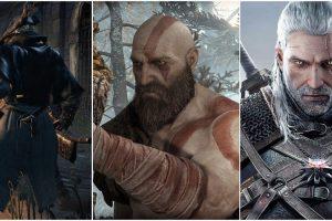 Games Like God of War 4