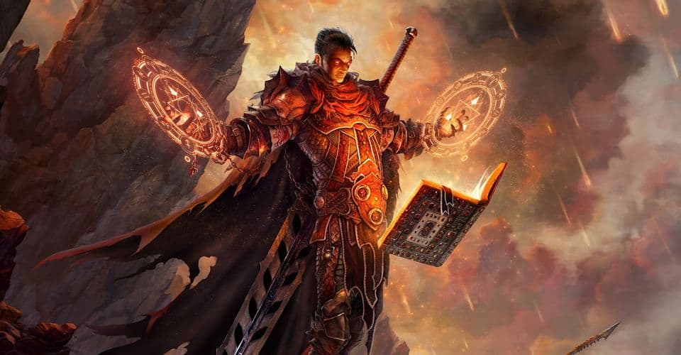Dungeons & Dragons : Good Magic Items For Sorcerers 5e