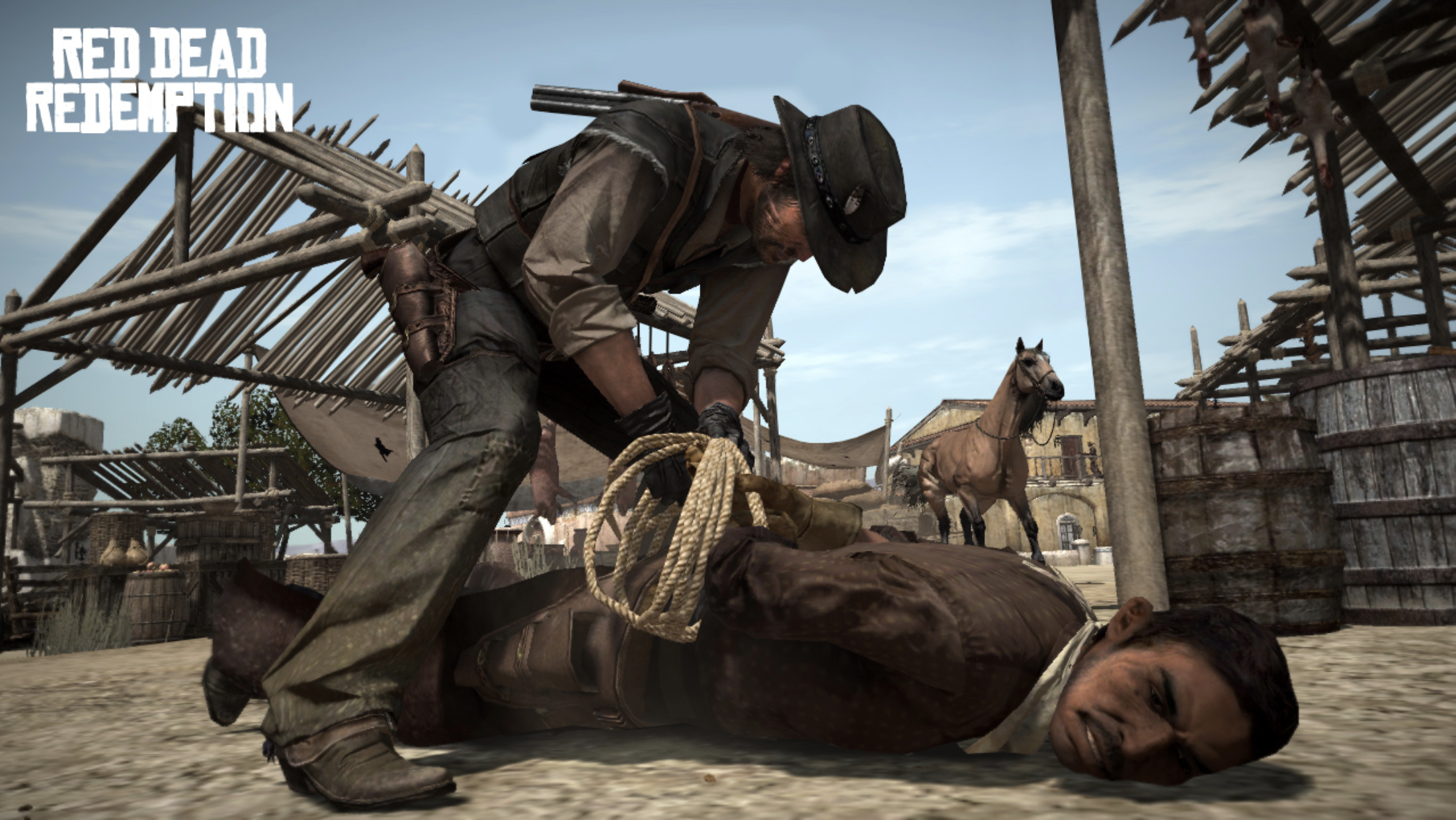 Red Dead Redemption Cheats Codes and Hacks : 10 year anniversary celebration.