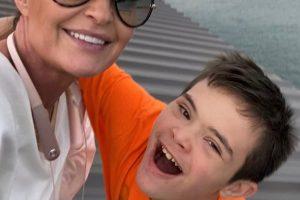 Congratulations!! Meet Sarah Palin's Youngest son!
