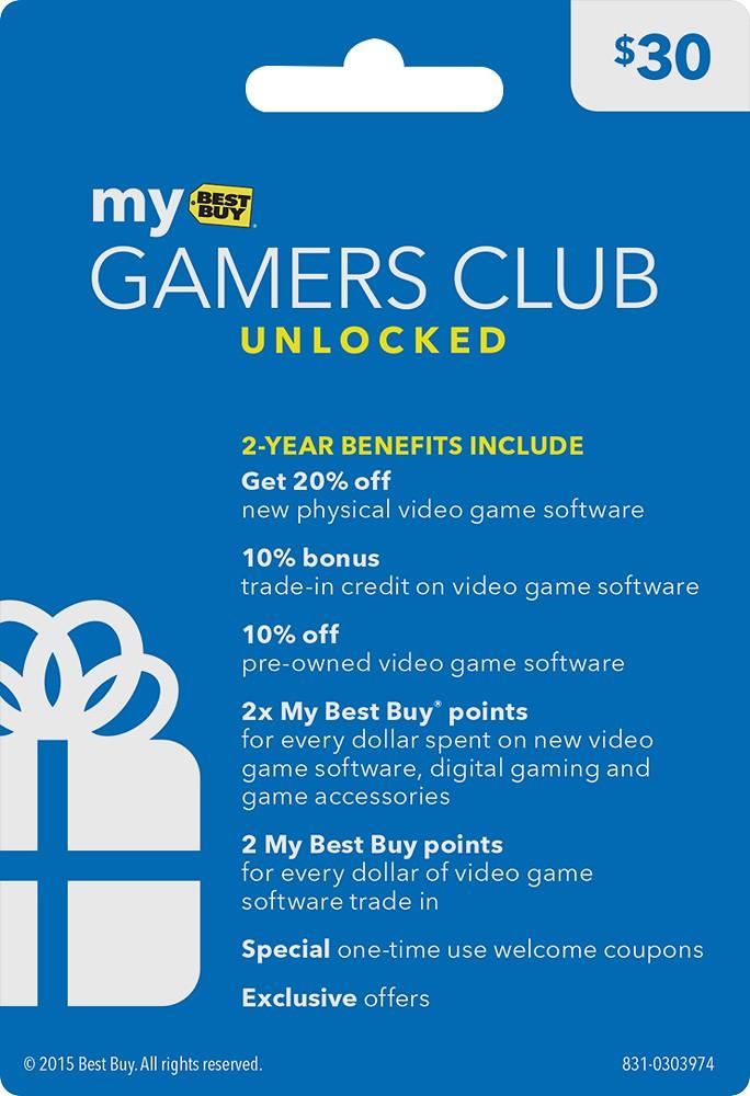Gamer's Club Unlocked Grab it Until Its Gone
