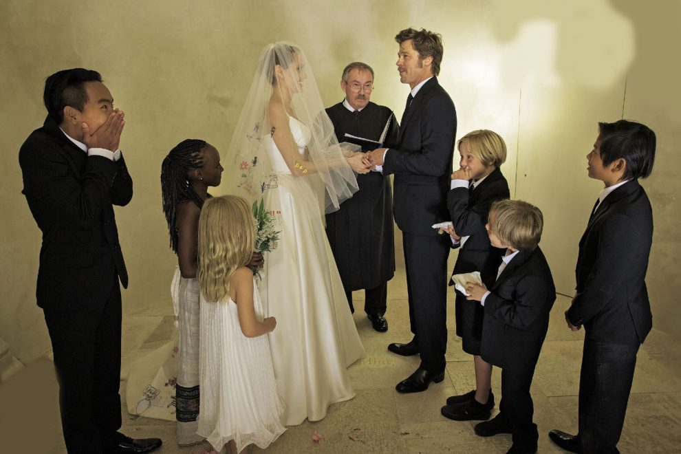 Looking Back To Brad Pitt Wedding, Personal Life, Career and Relationships