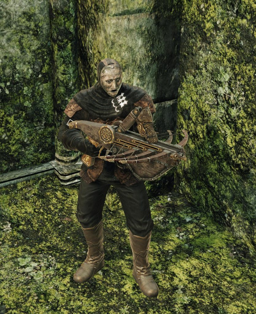 Best weapons in DS2