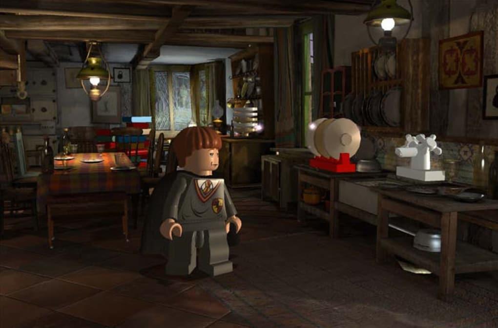 Lego Harry Potter 1-4 Cheat Codes!