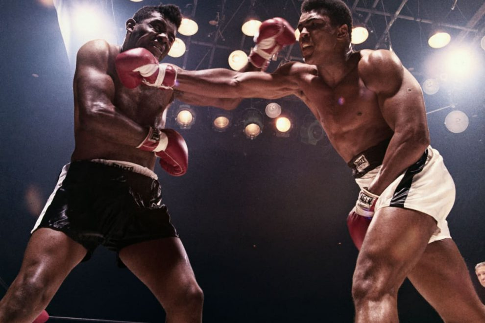 Pictures Of Muhammed Ali