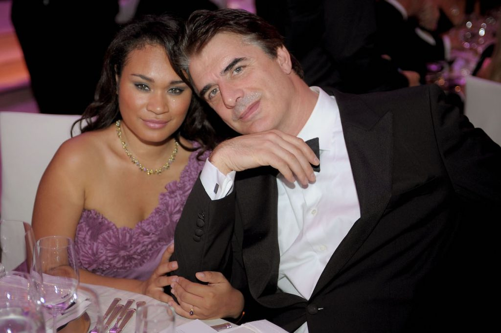 Chris Noth Wedding: Everything you need to know