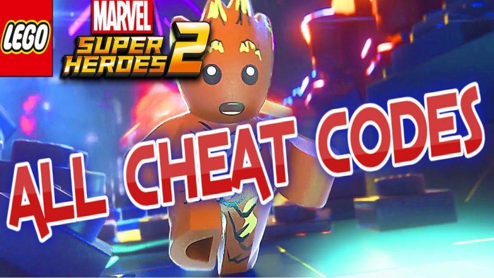 Lego Marvel Superheroes Cheat Codes
