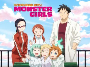 Interviews With Monster Girls Season 2 Released Date Confirmed Everything You Need To Know