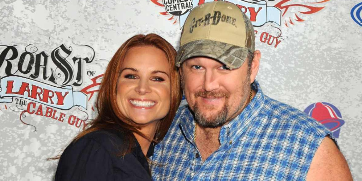 The Life of the Wife of Larry the Cable Guy: Lesser Known Facts