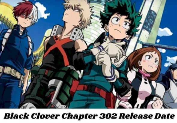 black clover chapter 302